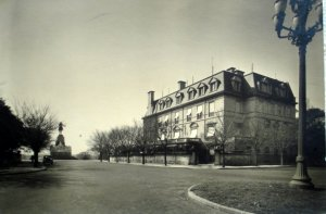 The Madero House, 1925.