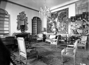 The sitting room, 1964.