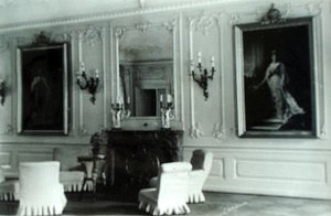 Residence ballroom, 1948.