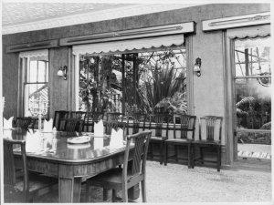 Dining Room, 1958.