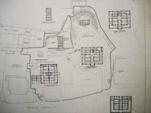 Foochow consular compound, laid out by Crossman in 1867.