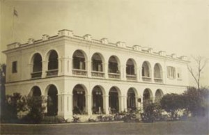 Consul's residence and offices at Pakhoi, built by Marshall in 1887.