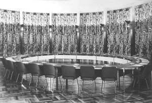 Interior of the Rotunda, 1960.