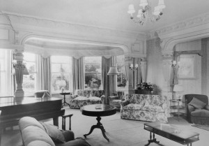 Drawing Room, 1970s.