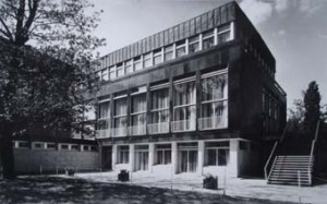 31. Warsaw. The only British diplomatic building constructed behind the Iron Curtain between 1950 and 1990