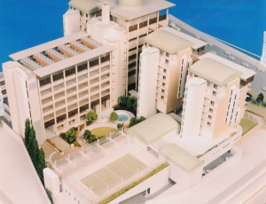 Model from the north-east.