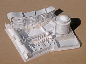 The intermediate third design, by ABK 1991.