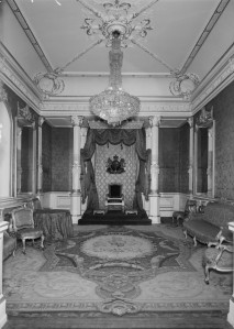 Throne Room, 1964.