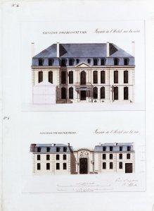 Albano elevations 1852.