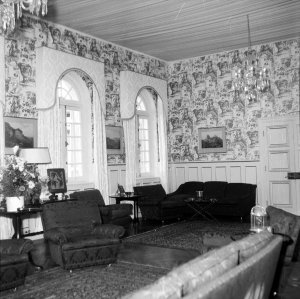Drawing room, 1966.