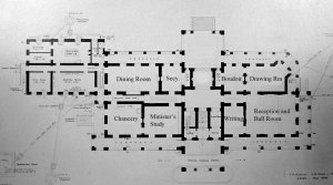 Ground floor plan, 1894.