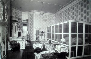 Large bedroom, 1920.
