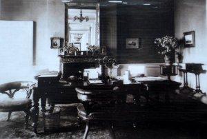 Ambassador's study, 1925.