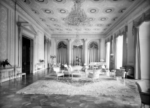 The reception room /ballroom, 1950.