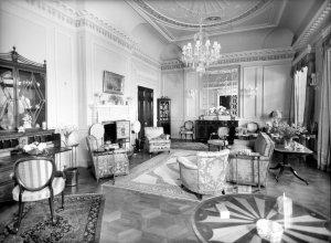 Drawing room, 1950.