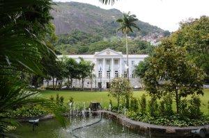 Rio residence, now Palacio de Cidade, 2013.