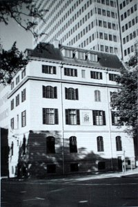 British high commission offices on Parliament Street, completed 1937.