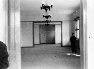 Residence interior, 1959.