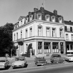 16 Boulevard Roosevelt, 1964.