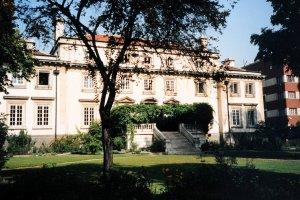 Garden front, 1990s.