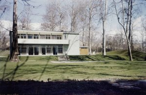 Counsellor's house, 1963.