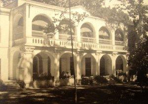 Minister's summer residence, c. 1920.