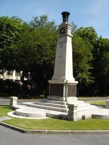 The War Memorial, 2003.