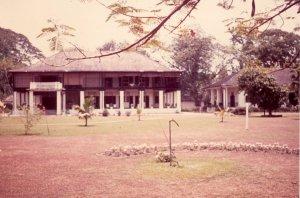 Residence, 1966.