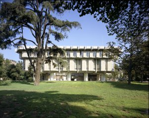 East front, 1971.