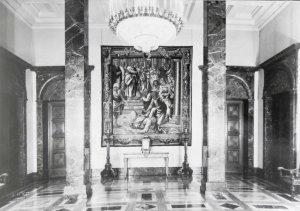 The Hall, 1955.