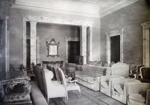 The dining room, 1947.
