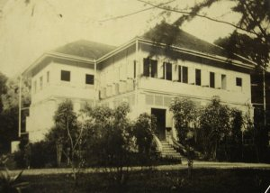 Songkhla consulate, 1922.