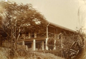 Consulate, 1930.