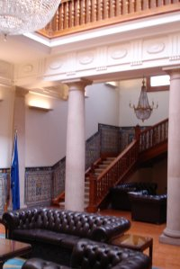 Central hall, 2006.