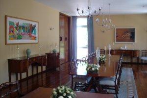 Dining room, 2006.