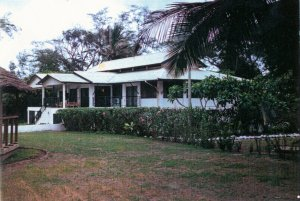 Admiralty House, 1991.