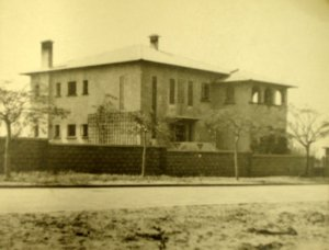 Residence, while still being leased, 1950.