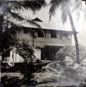 Consulate building, c.1955.