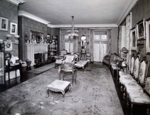 The drawing room, pre-purchase.