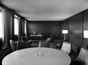 High commissioner's office, 1964.