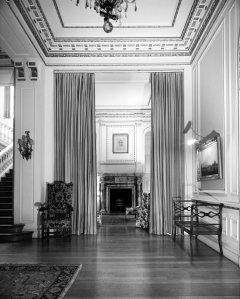 Recess, off inner hall, 1965.
