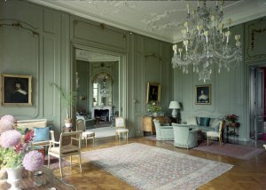 Drawing room, 1969.