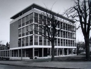 New offices, completed 1959.