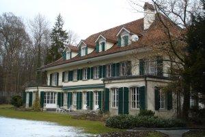 Residence, garden front, 2008.