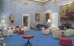 The great hall, c.1990.