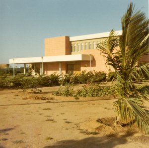 Residence, 1970s.
