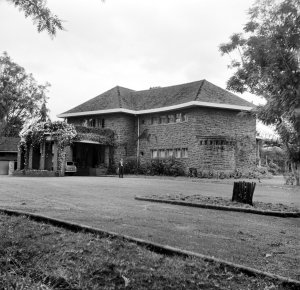Hamilton House, 1962.