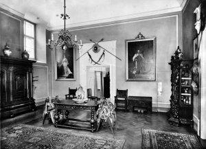 Residence hall [?], 1946.