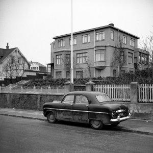 Residence, 33 Laufasvegur, 1957.