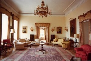 Drawing room, c.2000.
